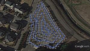 蓬莱宮前公園測定image001