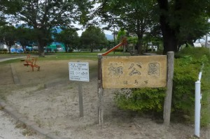 柳公園P1010091