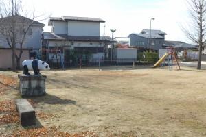 桜水団地児童遊び場P1050686
