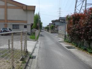 福島市清水小学校周辺   ふくし...